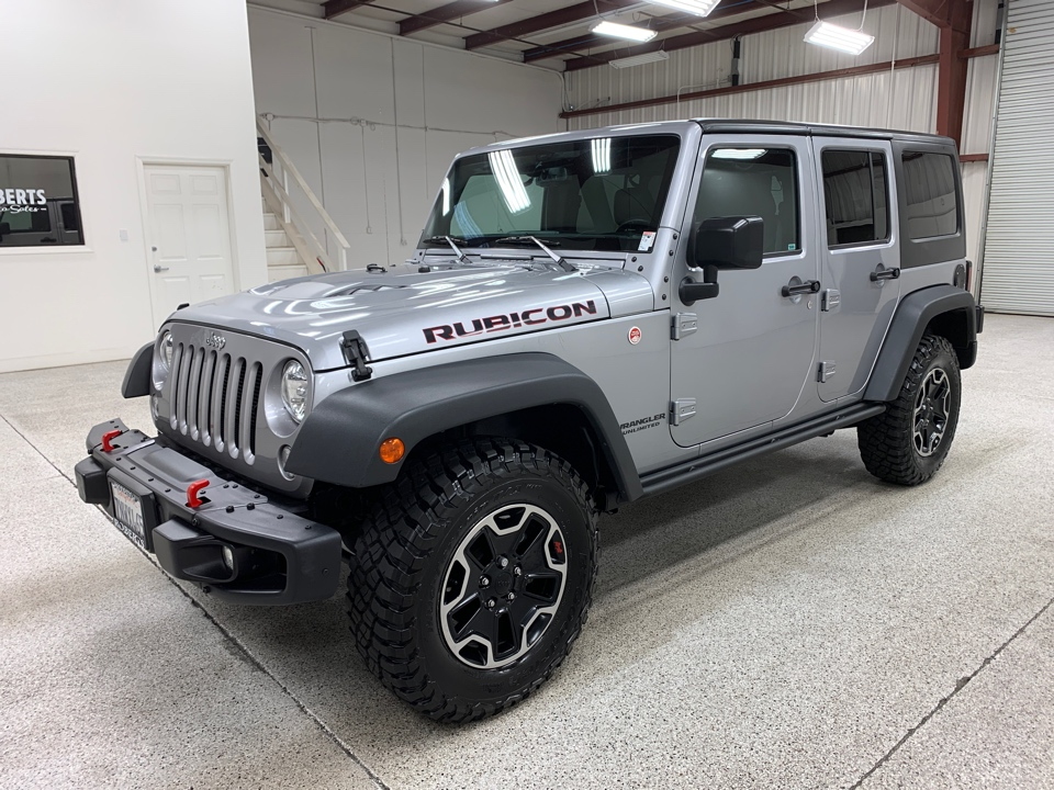 Roberts Auto Sales 2016 Jeep Wrangler