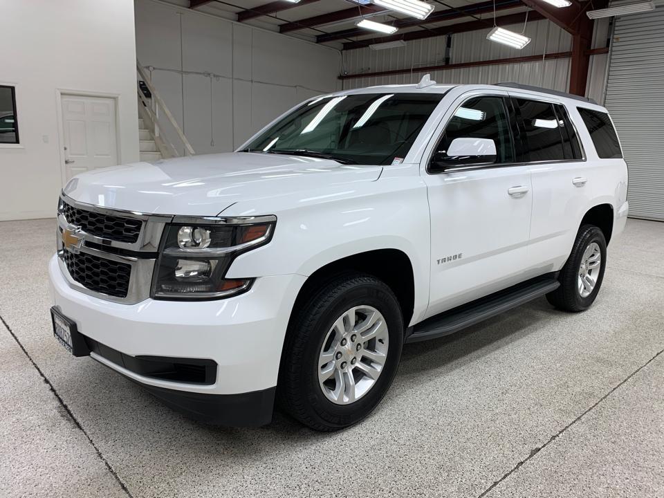 Roberts Auto Sales 2017 Chevrolet Tahoe
