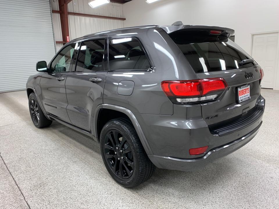 2019 Jeep Grand Cherokee - Roberts