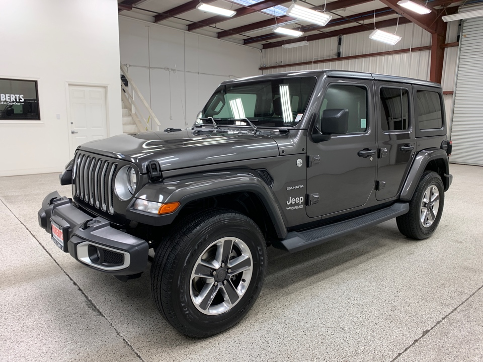 Roberts Auto Sales 2019 Jeep Wrangler Unlimited