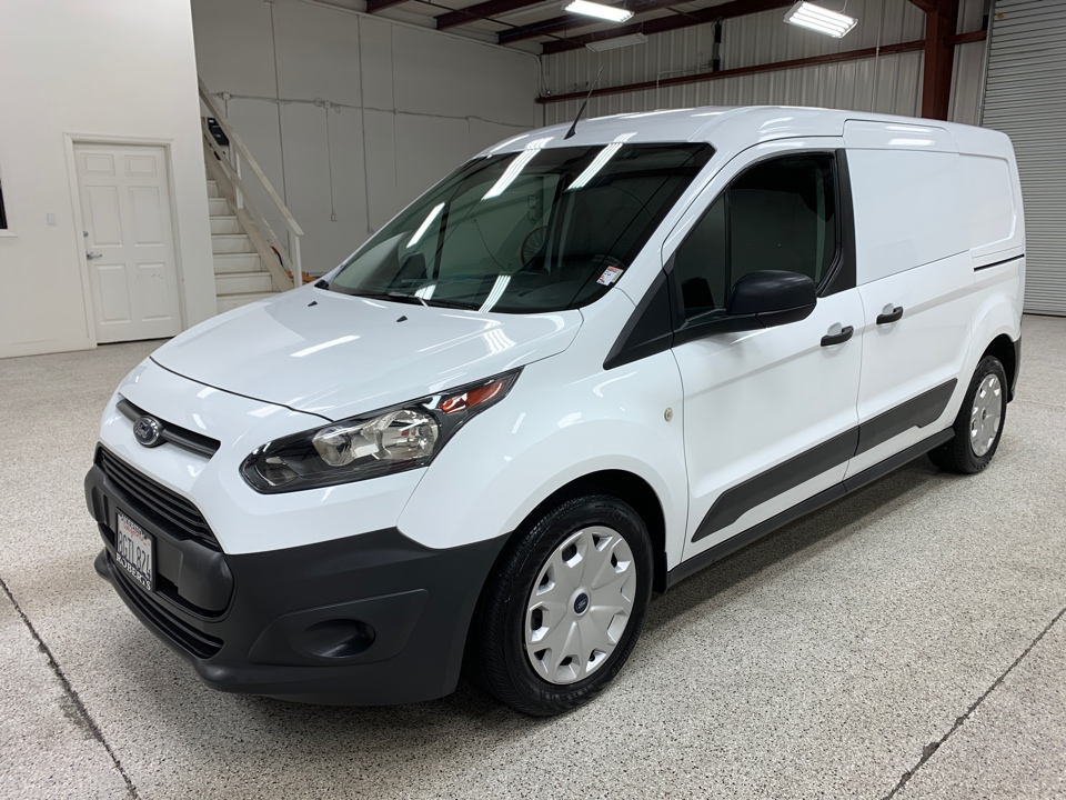 Roberts Auto Sales 2018 Ford Transit Connect Cargo