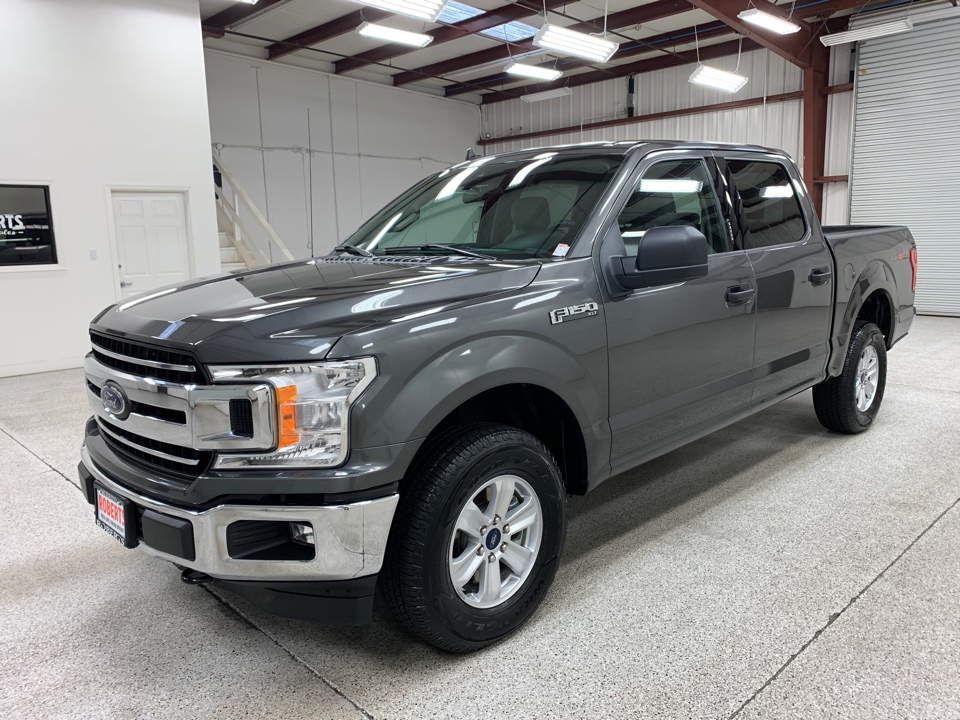 Roberts Auto Sales 2019 Ford F150 SuperCrew Cab
