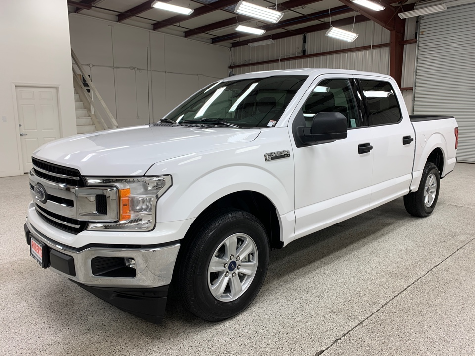 F150 Supercrew Cab >> 2019 Ford F150 Supercrew Cab Xlt Pickup 4d 5 1 2 Ft