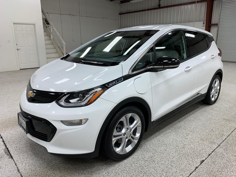 Roberts Auto Sales 2017 Chevrolet Bolt EV