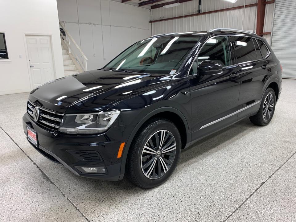 Roberts Auto Sales 2018 Volkswagen Tiguan