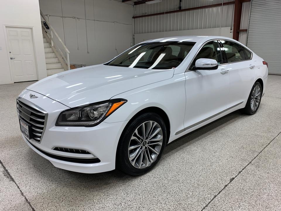 Roberts Auto Sales 2017 Genesis G80