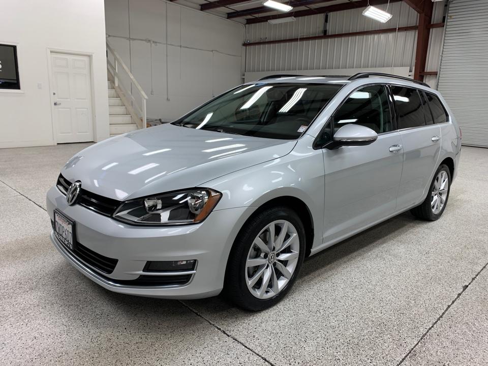 Roberts Auto Sales 2017 Volkswagen Golf SportWagen