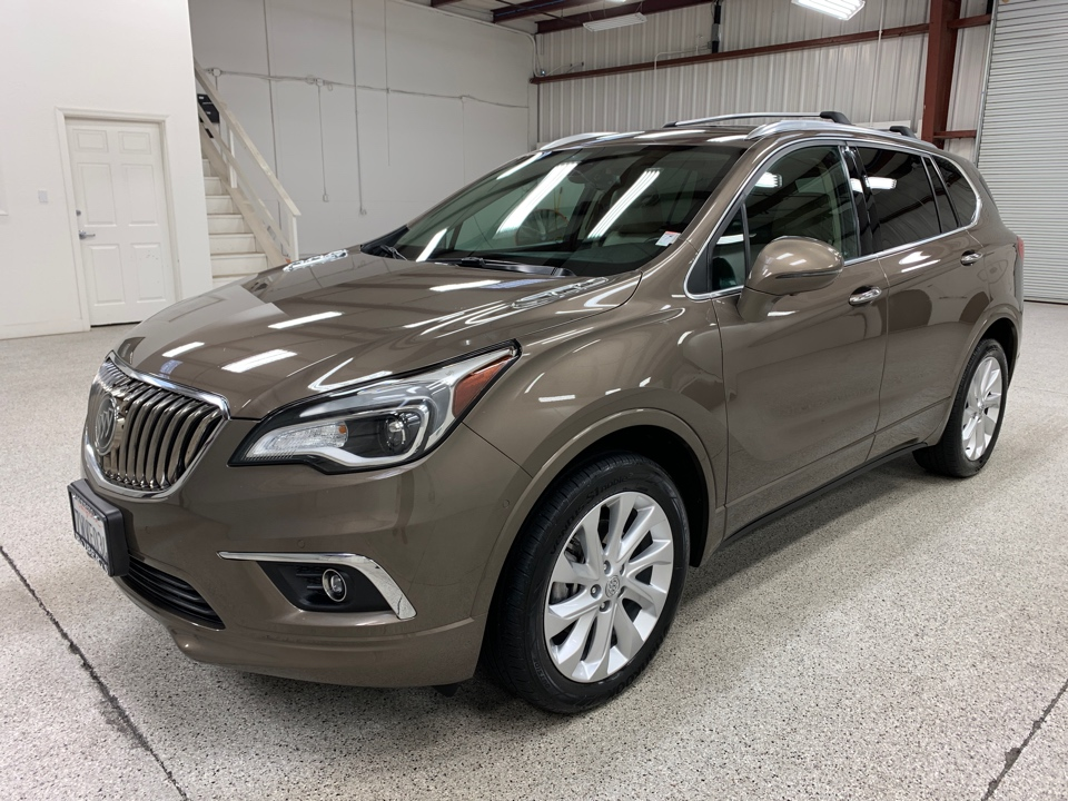 Roberts Auto Sales 2017 Buick Envision