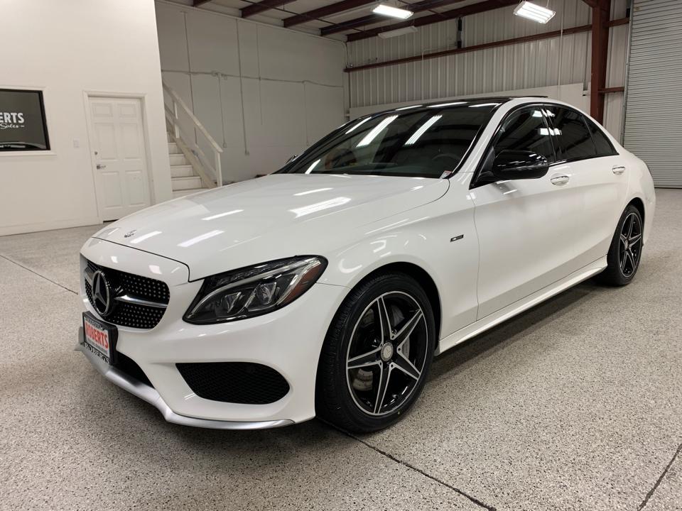Roberts Auto Sales 2016 Mercedes-Benz C-Class