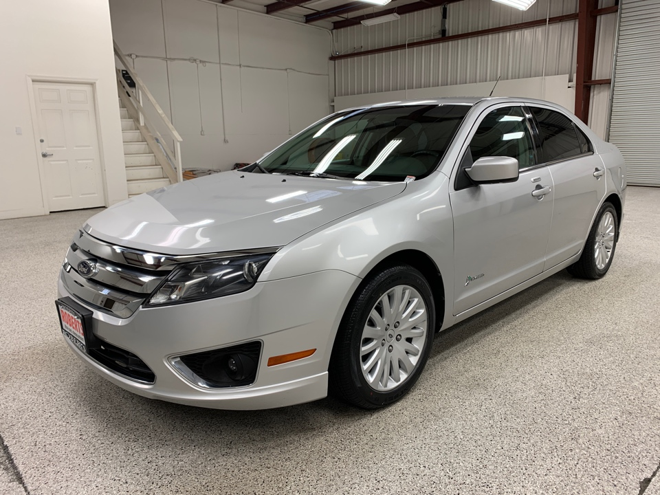 Roberts Auto Sales 2011 Ford Fusion