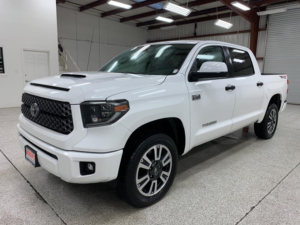 Roberts Auto Sales 2019 Toyota Tundra CrewMax