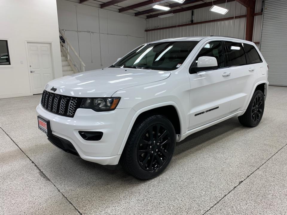 Roberts Auto Sales 2018 Jeep Grand Cherokee
