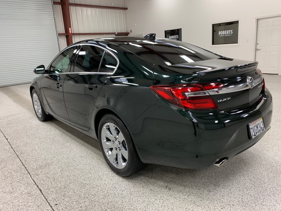 Roberts Auto Sales 2016 Buick Regal