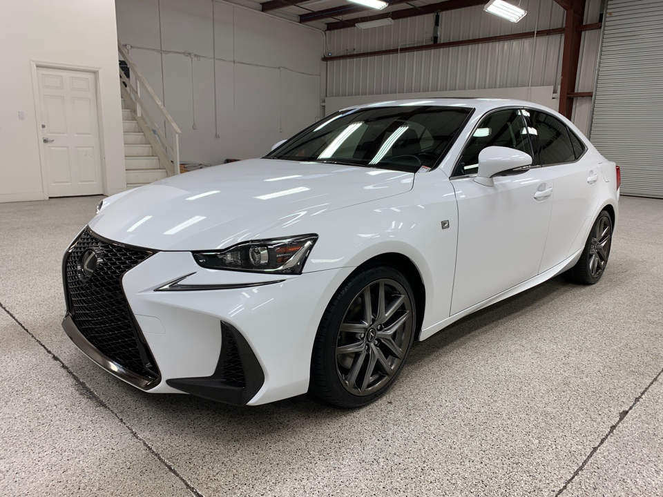Roberts Auto Sales 2017 Lexus IS