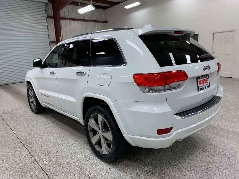 Roberts Auto Sales 2016 Jeep Grand Cherokee