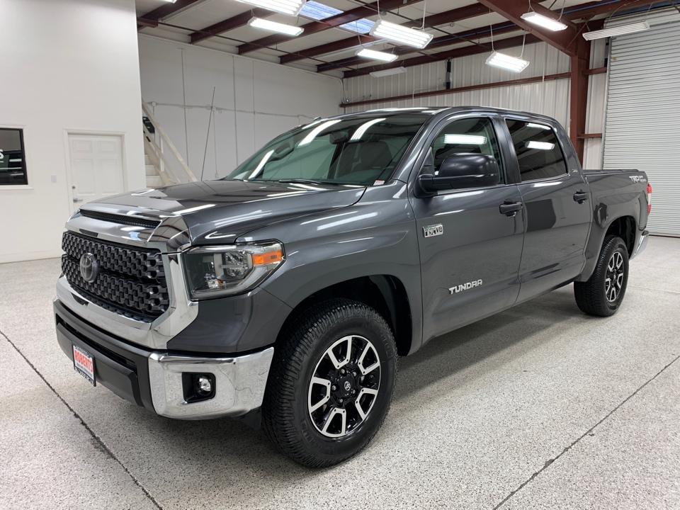 Roberts Auto Sales 2018 Toyota Tundra CrewMax