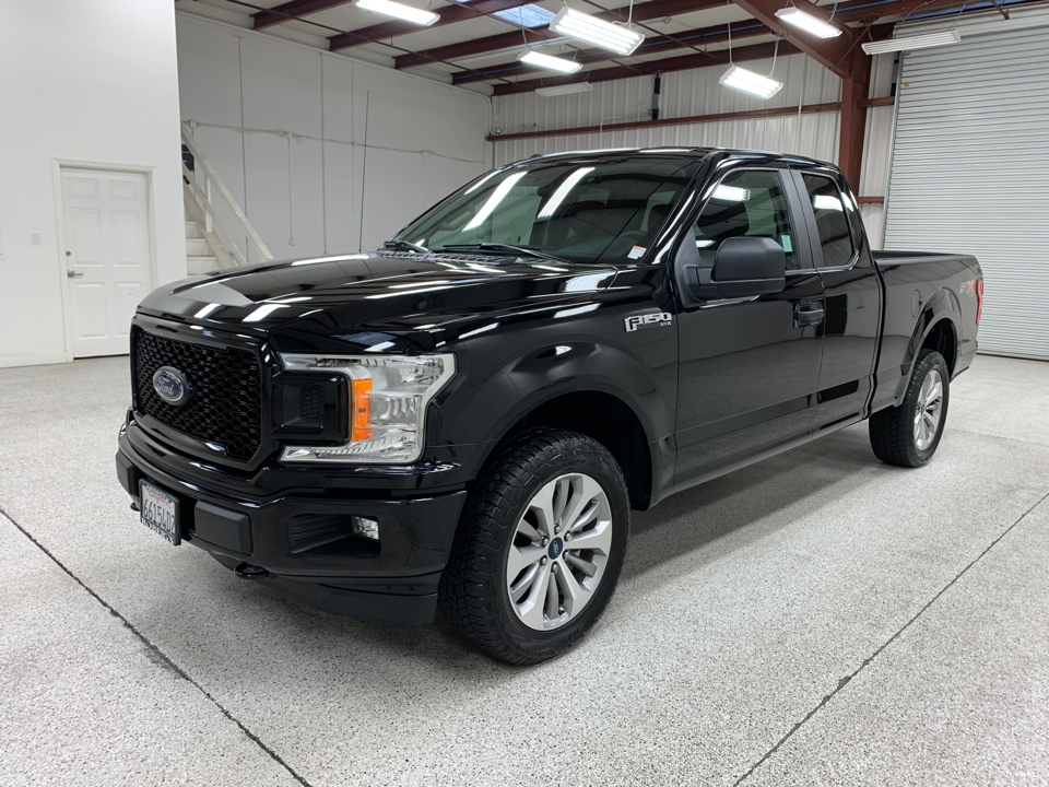 Roberts Auto Sales 2018 Ford F150 Super Cab