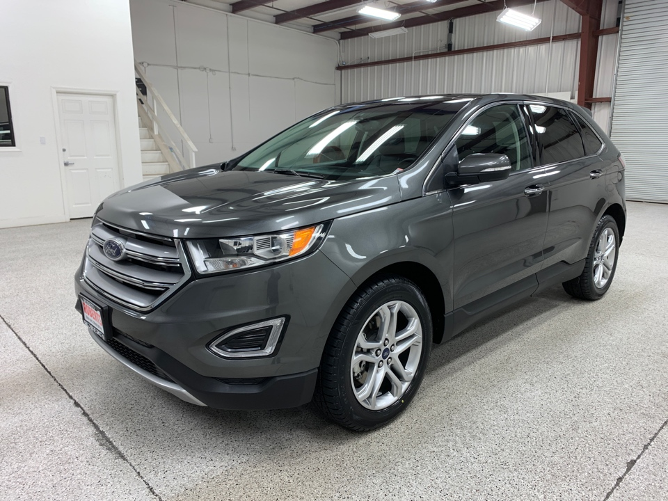 Roberts Auto Sales 2018 Ford Edge