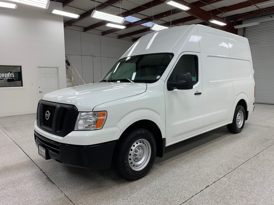 Roberts Auto Sales 2018 Nissan NV2500  Cargo