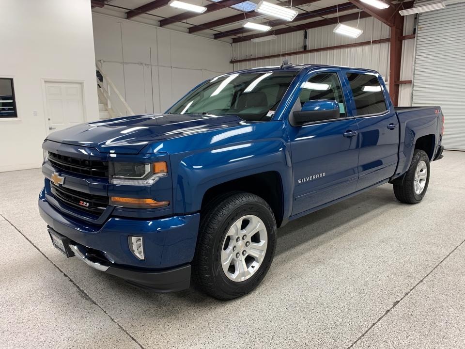 Roberts Auto Sales 2018 Chevrolet Silverado 1500