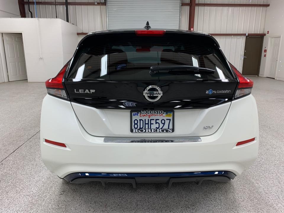 Roberts Auto Sales 2018 Nissan LEAF
