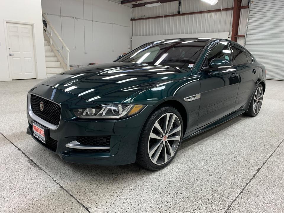 Roberts Auto Sales 2017 Jaguar XE