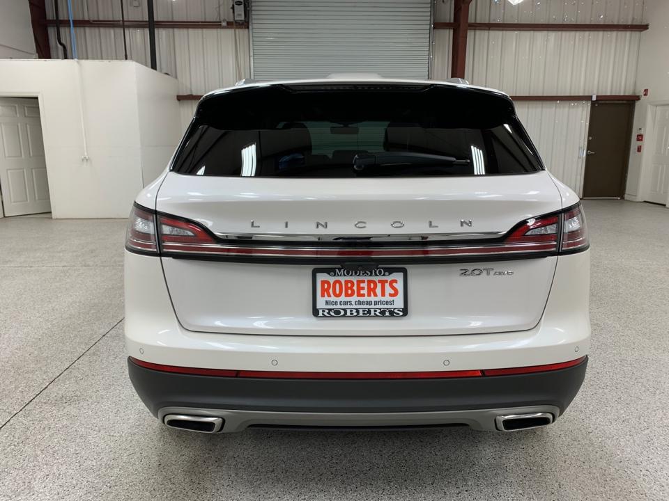 Roberts Auto Sales 2019 Lincoln Nautilus