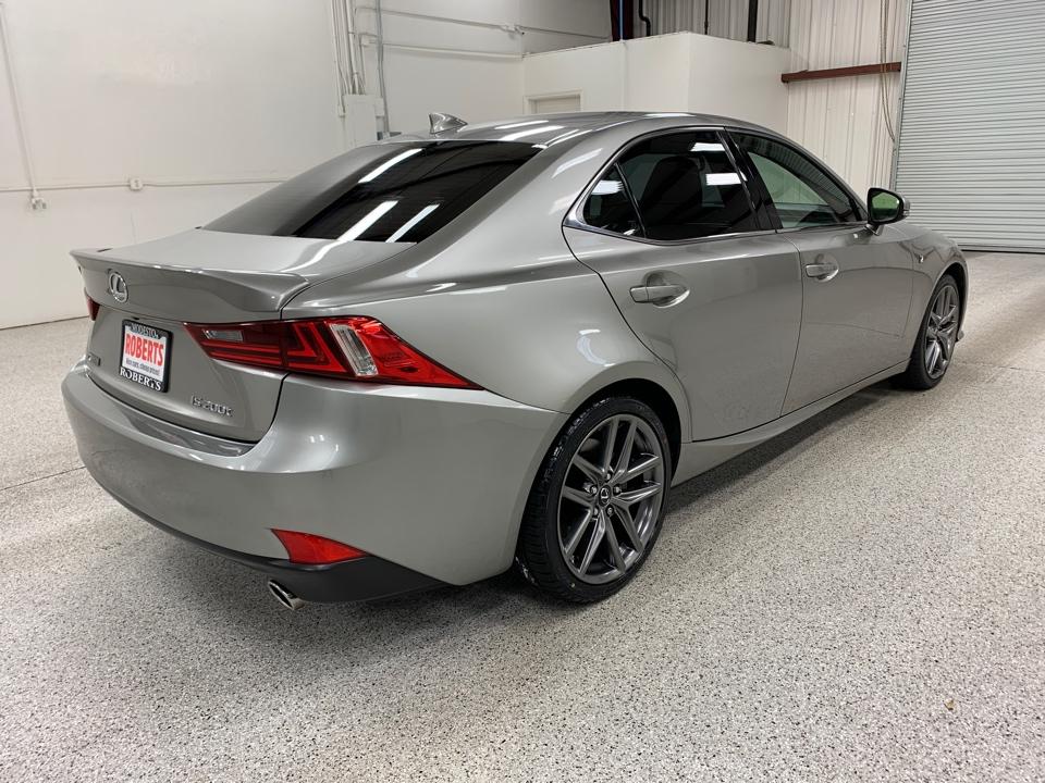 2016 Lexus IS - Roberts