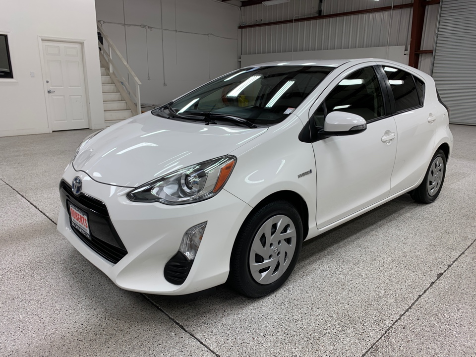Roberts Auto Sales 2016 Toyota Prius C