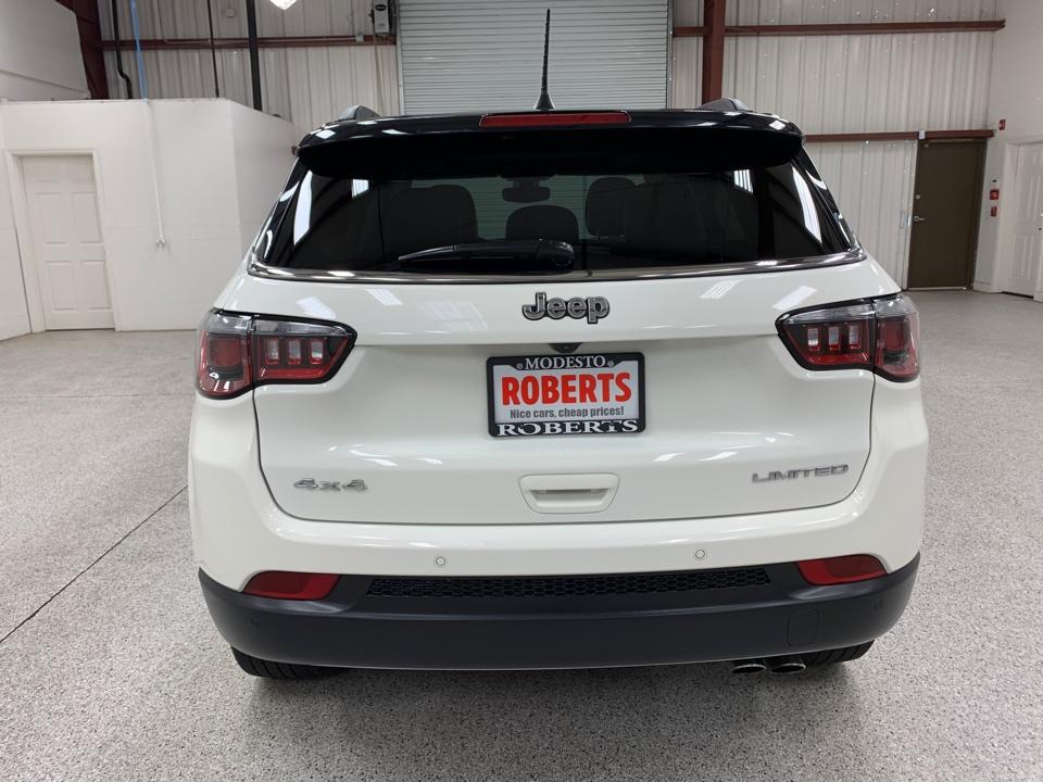 2019 Jeep Compass - Roberts