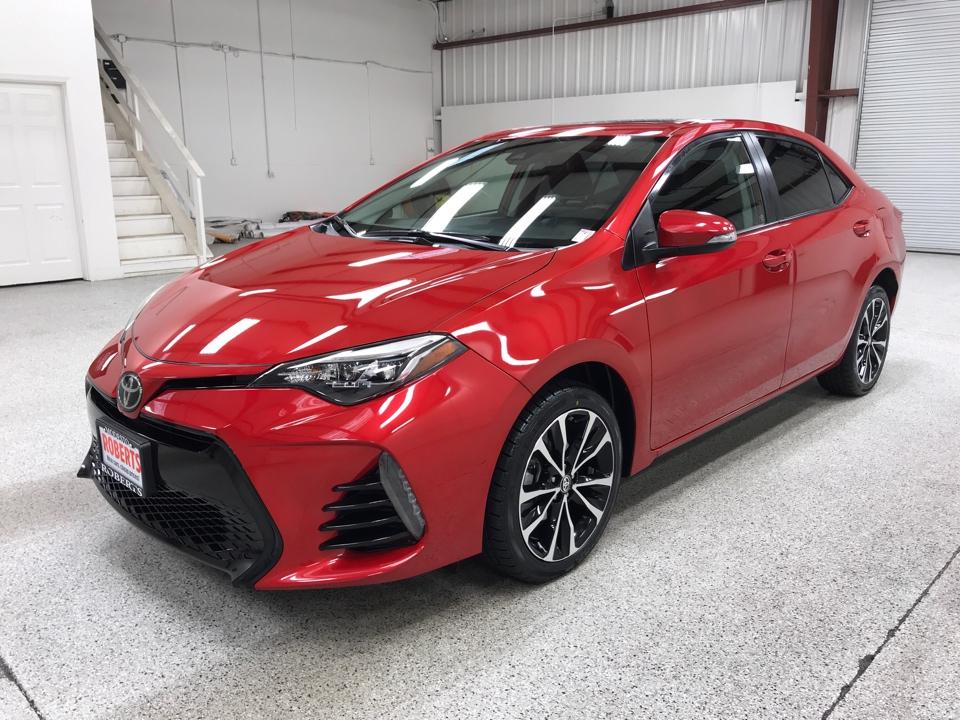 Roberts Auto Sales 2017 Toyota Corolla
