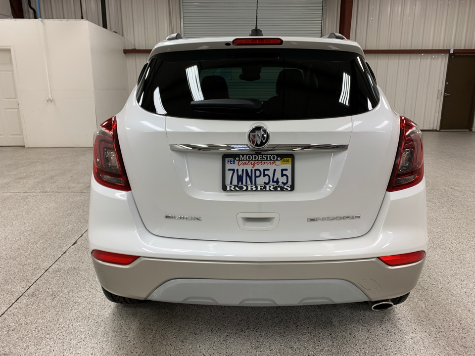 Roberts Auto Sales 2017 Buick Encore
