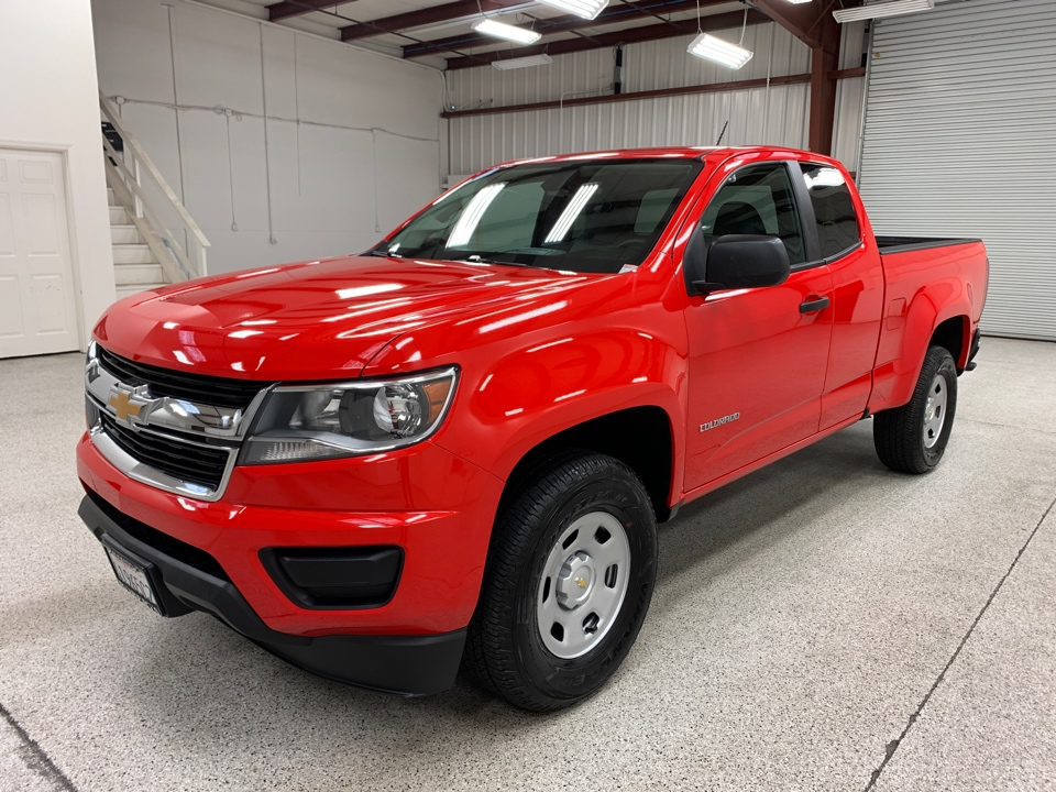 Roberts Auto Sales 2017 Chevrolet Colorado