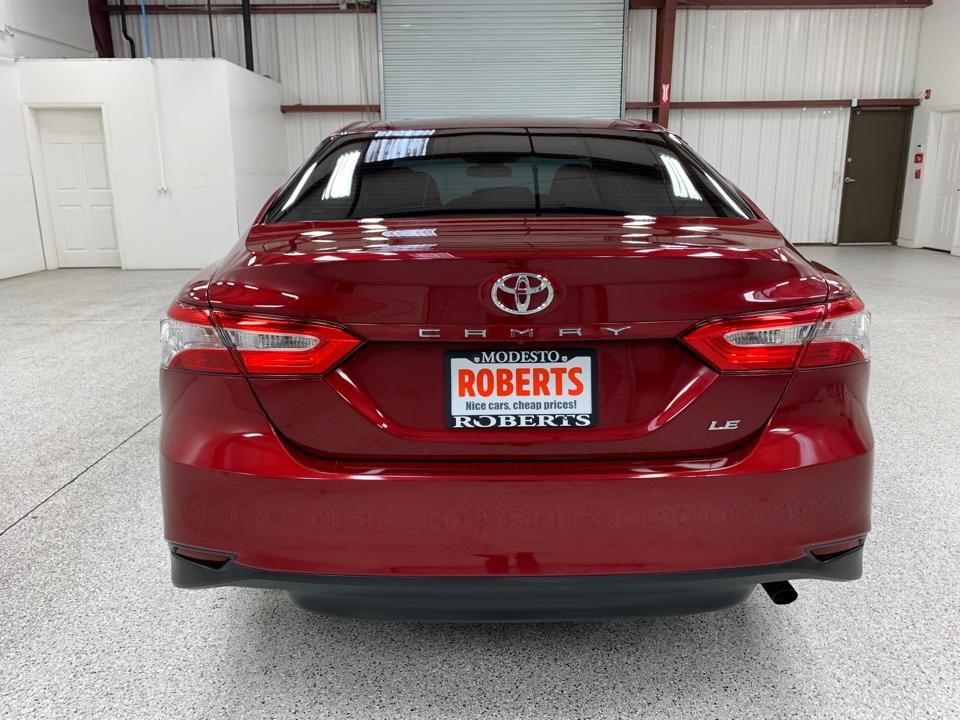 Roberts Auto Sales 2018 Toyota Camry