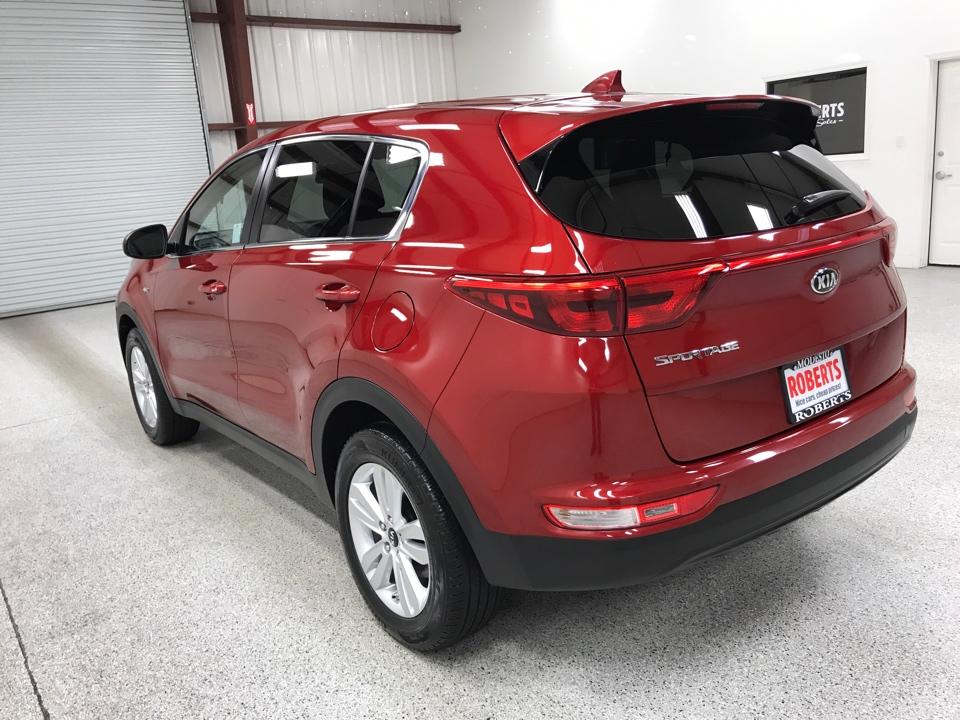 Roberts Auto Sales 2017 Kia Sportage