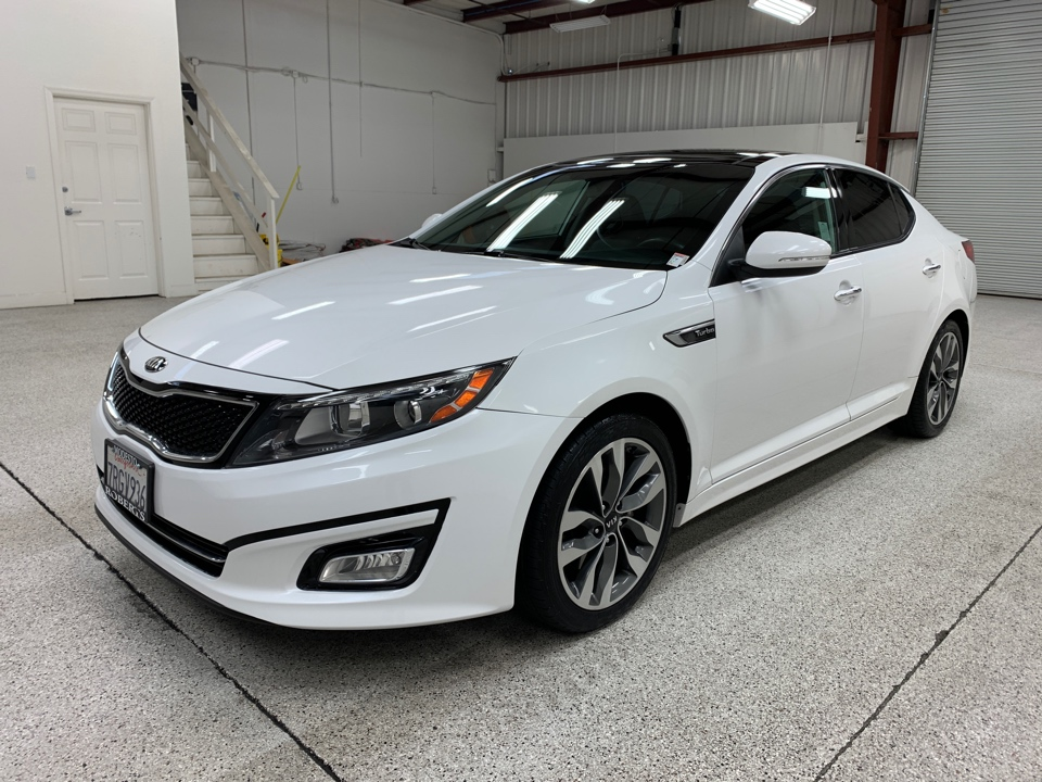 Roberts Auto Sales 2015 Kia Optima