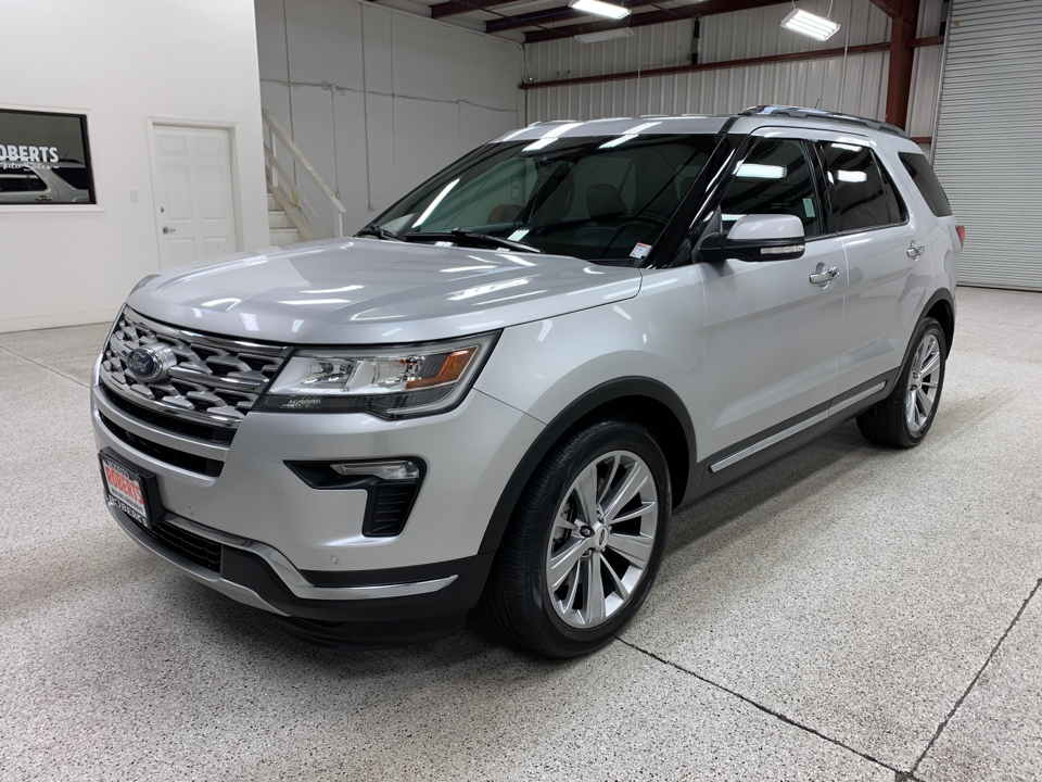 Roberts Auto Sales 2018 Ford Explorer