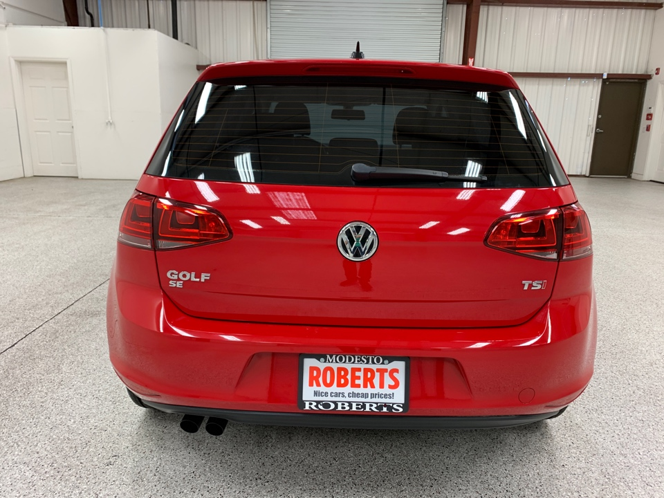 Roberts Auto Sales 2017 Volkswagen Golf