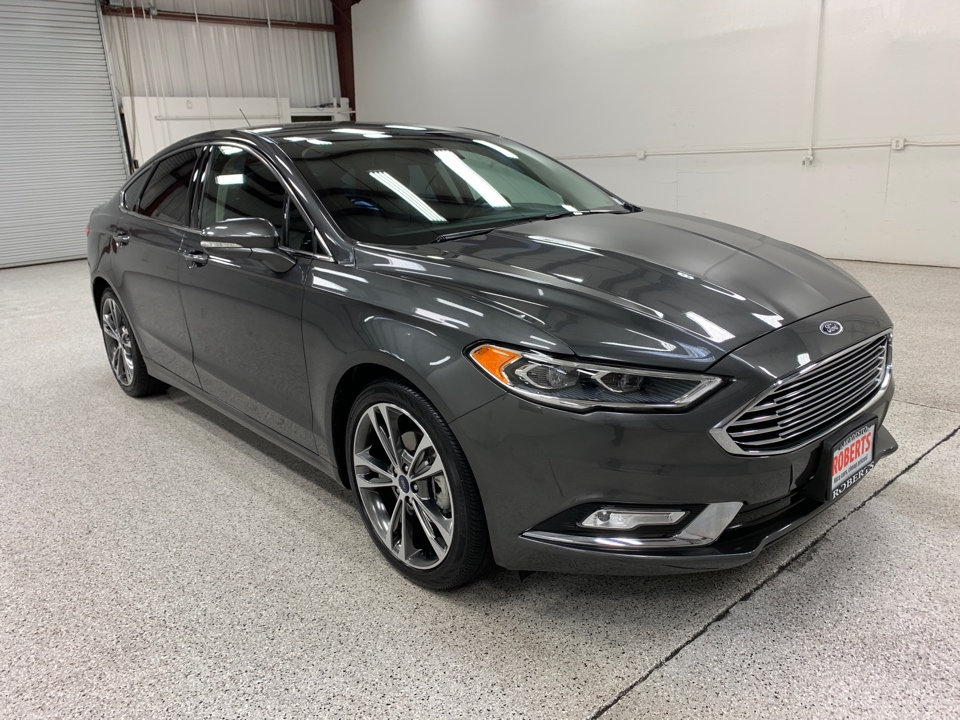 2017 Ford Fusion - Roberts