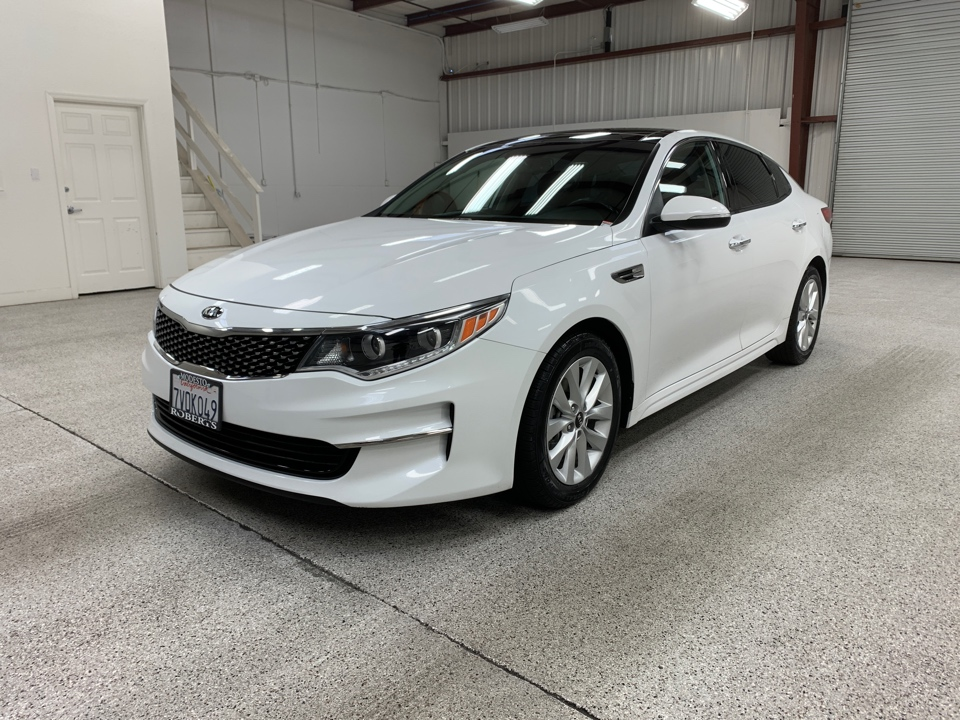 Roberts Auto Sales 2016 Kia Optima