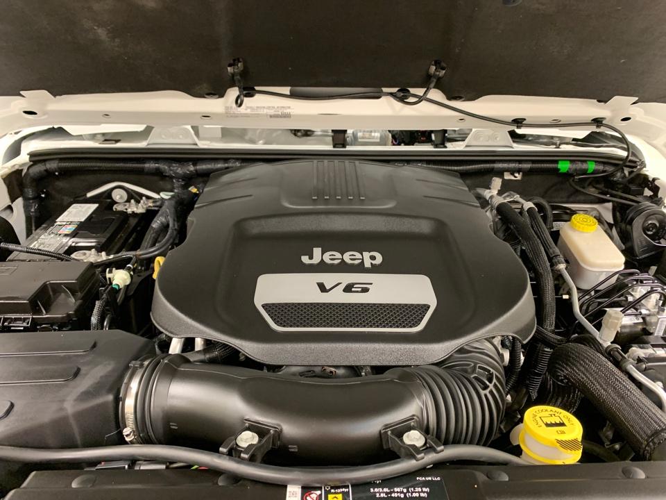 2017 Jeep Wrangler - Roberts