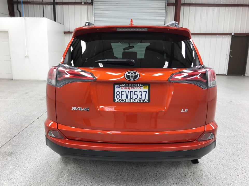 Roberts Auto Sales 2016 Toyota RAV4