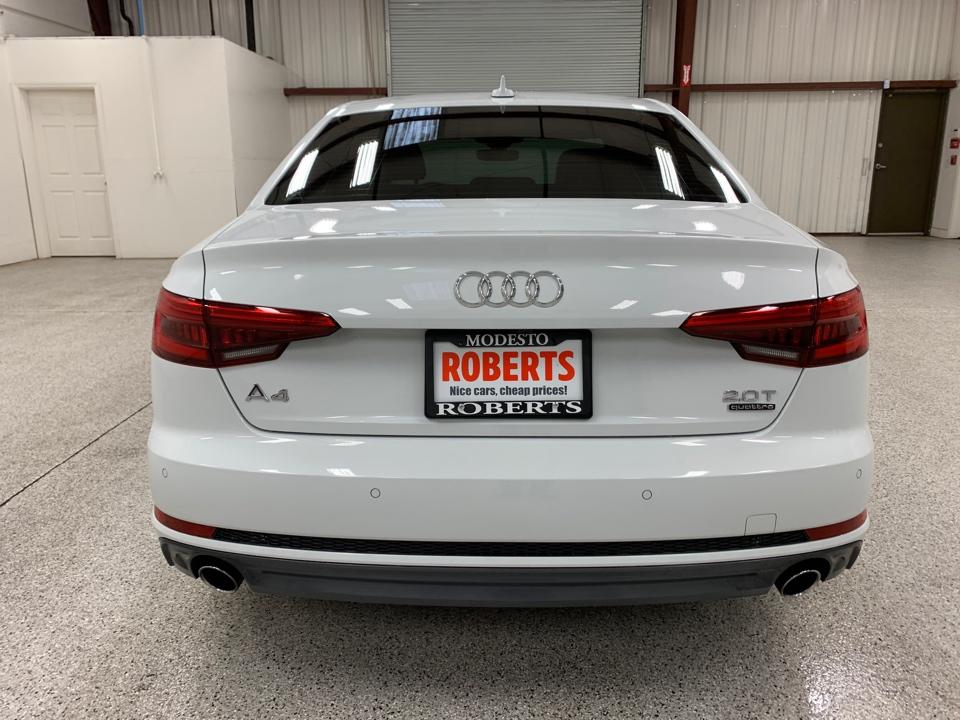 Roberts Auto Sales 2017 Audi A4