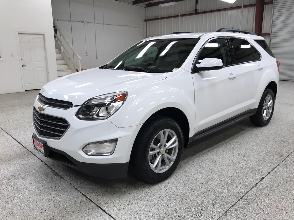 Roberts Auto Sales 2016 Chevrolet Equinox