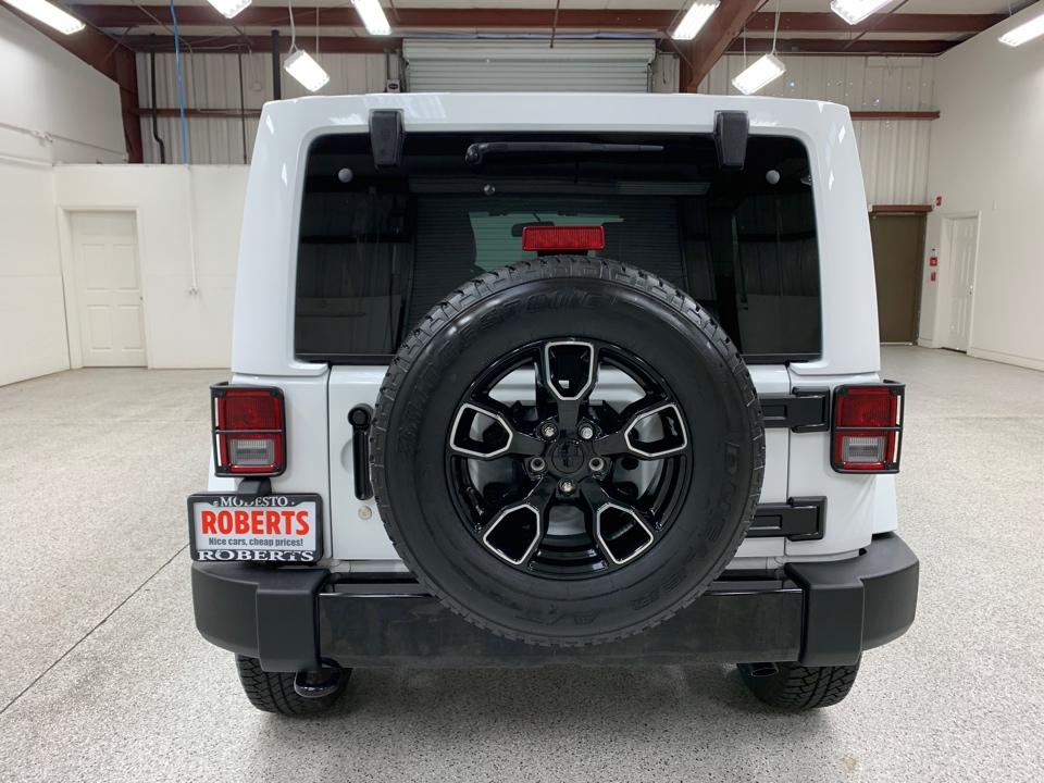 Roberts Auto Sales 2018 Jeep Wrangler