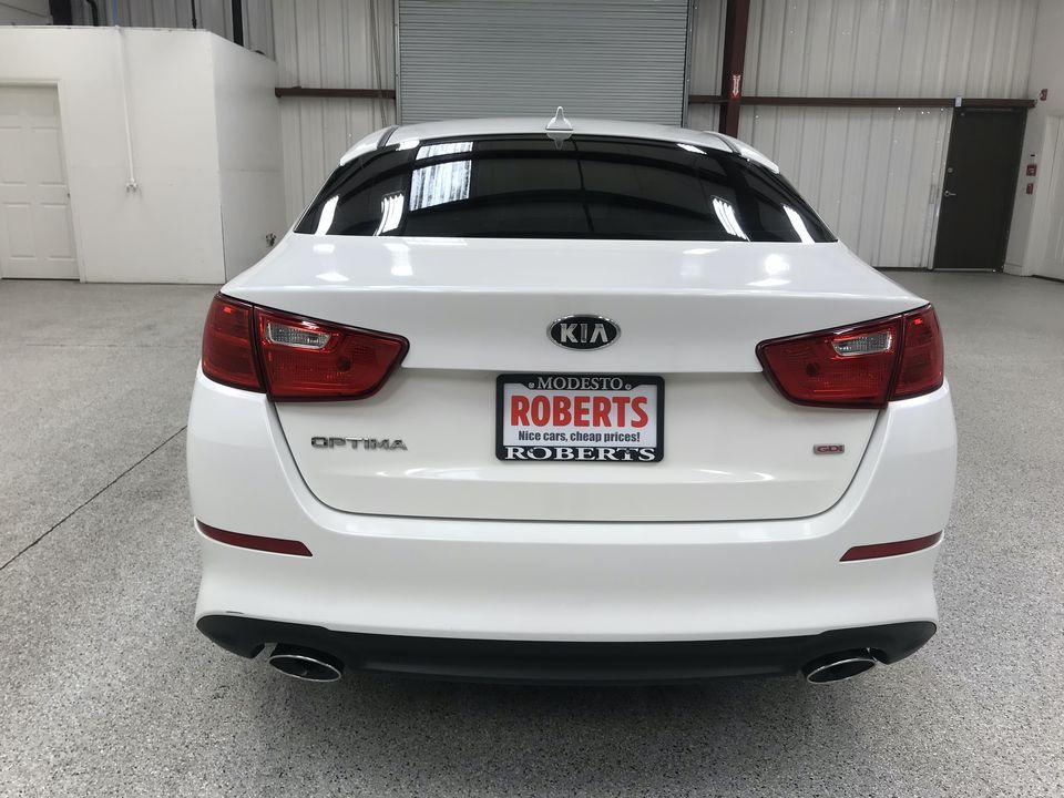 Roberts Auto Sales 2015 Kia Optima
