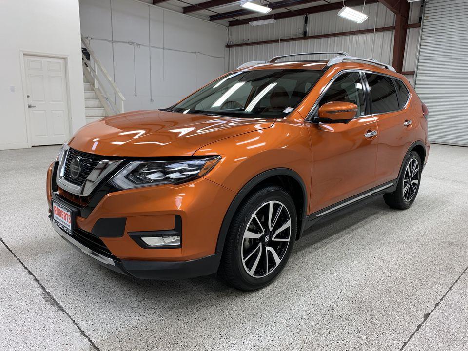 Roberts Auto Sales 2018 Nissan Rogue