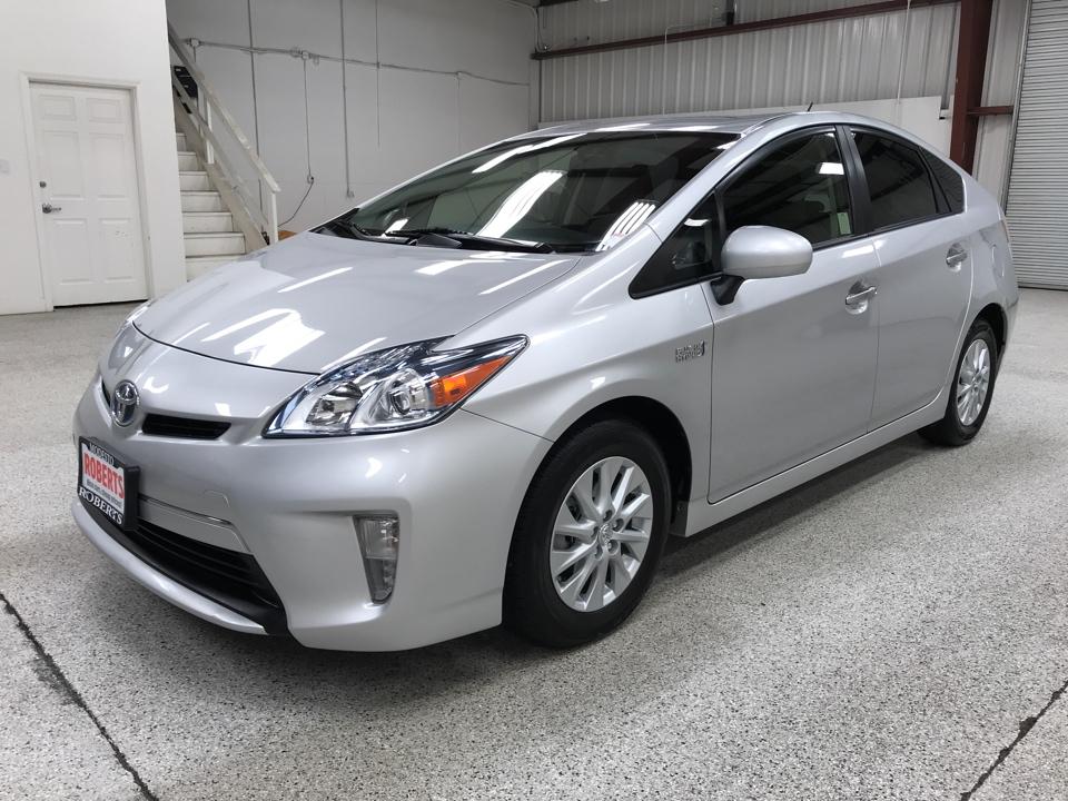 Roberts Auto Sales 2014 Toyota Prius Plug-in