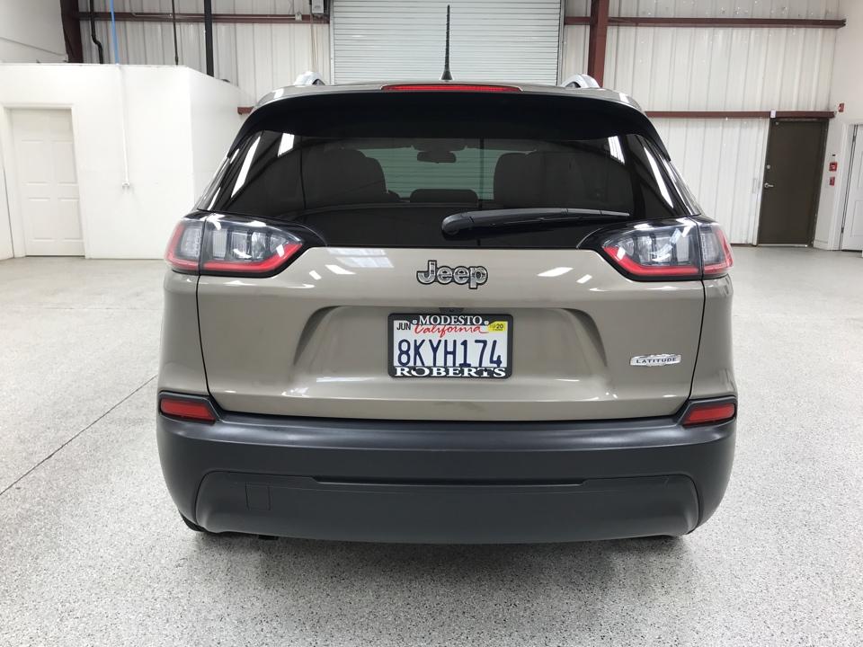 Roberts Auto Sales 2019 Jeep Cherokee