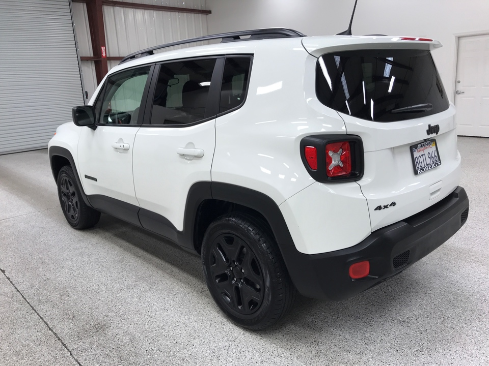 Roberts Auto Sales 2018 Jeep Renegade